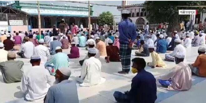 চাঁদপুরে ৪০টি গ্রামে উদযাপিত হচ্ছে ঈদ